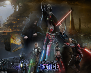 The Force Unleashed by Camus by Camuska
