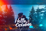 Hello October by BCaves