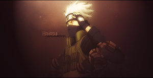 Kakashi Sign by Leaosinhokk