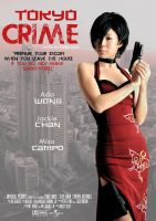Tokyo Crime (Movie Poster) by ARaFah
