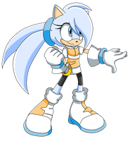 Skyla Sonic X by SkywaySky