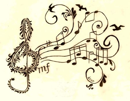 for the love of music by FanatikerFrau