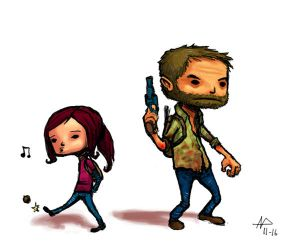 The Last of Us Part 1 by Alainprem