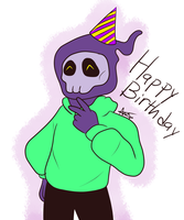 Happy Birthday by Animatorist