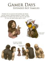 Gamer Days - AC: Bot Families by 13blackdragons