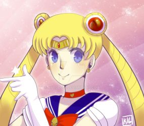 Sailor Moon Request by kurodo-j