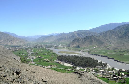 A picture of the Kunar Valley by DarkGyraen