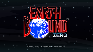 EarthBound Zero by Doctor-G