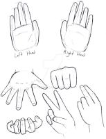 Hands Tutorial by TheTC13