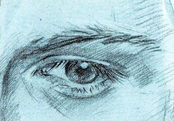 The Eye by KateRM