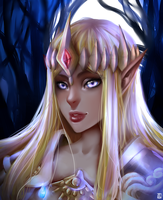 Zelda by PUUY