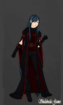 SAO Blood Dragons Outfit #2 by SEKA09