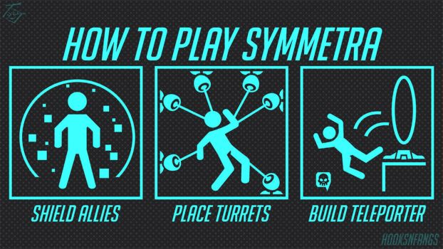 How to Play Symmetra by hooksnfangs
