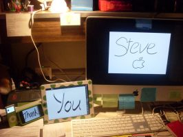 Thank You Steve by CheesyHipster