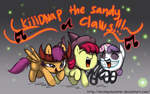 CMC Halloween Time by Mickeymonster