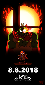 KING K. ROOL Has Come Aboard to Smash Ultimate! by MAST3R-RAINB0W