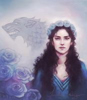 Lyanna Stark by ImperfectSoul