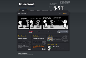 Scarecrows's Comics by vortiss