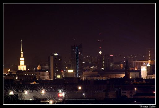 Dortmund City by AeneasDo