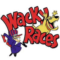 Wacky Races Custom Icon by thedoctor45