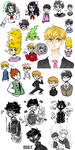 [FA]: Mob (Doodle Dump) by SimplyDefault