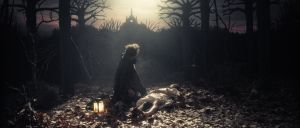 Morning in the Years of Plague  matte painting by ElMarsden