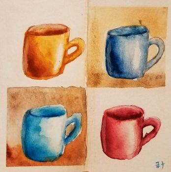 4 mugs: Cozy by xxXKrystalSoulXxx