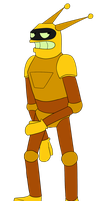 Calculon by Radicalhat