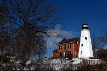 Charlotte Genesee  Lighthouse by peterkopher