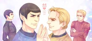 ST-Spirk Day 2011 by Athew