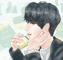 Dowoon/When you love someone by Jen-senpai