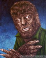 The Wolfman by vonblood