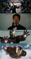 Iron Man 2008 Collage by ENT2PRI9SE