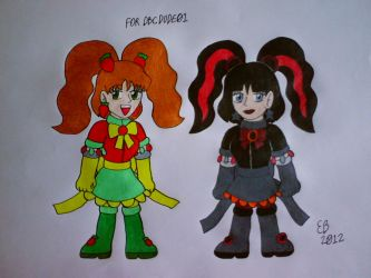 PC: Pretty Cure Chibi Commission Pack 1 by shnoogums5060