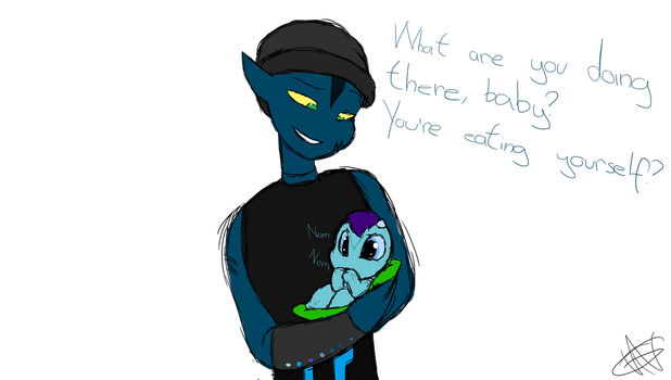 Time with godfather by TheWolfGirl666