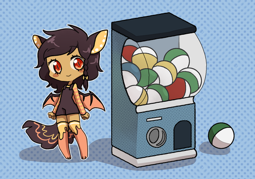 [pend] Let's Try a Gatcha! by PK-adopts
