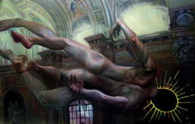 Separation of body and soul by nailone