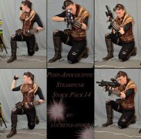 Post Apocalyptic Steampunk Stock Pack 14 by lucretia-stock