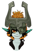 Midna by RustyMetalViolet