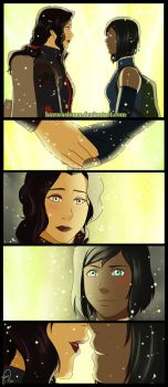 Legend of Korra Ending by HazuraSinner