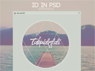 ID in PSD by tutorialeslali