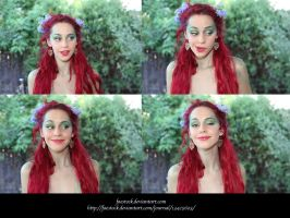 Fae faces 5 by faestock