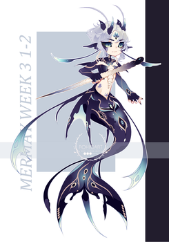 closed: {mermay wk3 #2 } Auction! by R0HI0
