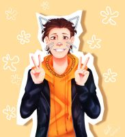 Tom Holland- speedpaint by xXvaleskaXx