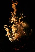 Fire Stock 037 by Malleni-Stock