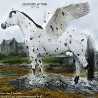 HEE Horse Avatar - Demons Within by Prince-Studios