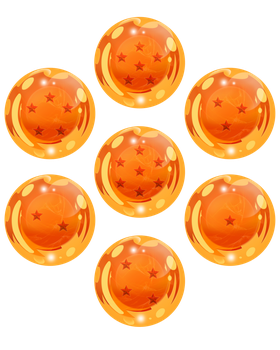 DragonBalls for you by ruga-rell