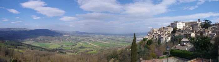 Todi Italy by TheAluminumSurfer