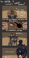 The Reality of Lon'qu's Defeat by gradevus