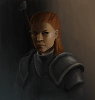 Uthgerd the Unbroken by Frozenmudcrab